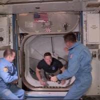 Il volo spaziale invecchia il cuore degli astronauti