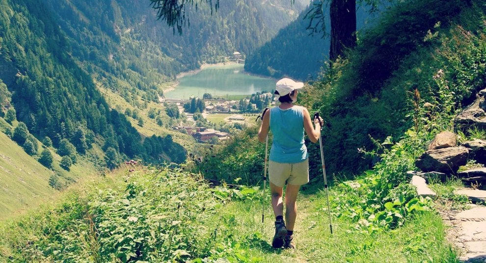 Via Spluga, dalla Svizzera a Chiavenna sulle orme dei romani
