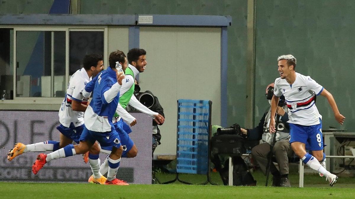 Fiorentina-Sampdoria 1-2, Quagliarella e Verre, primi punti dei liguri. Chiesa, un palo d'addio – Notizie H24
