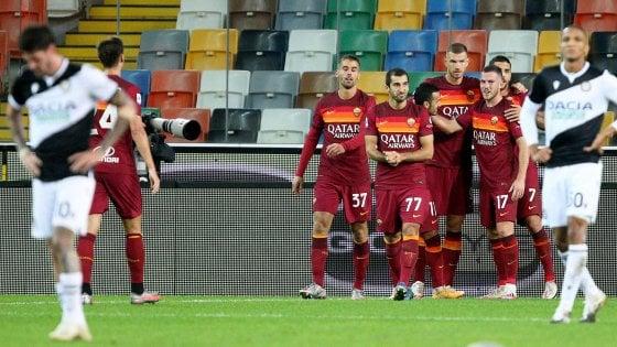 Udinese Roma 0 1 Pedro Rilancia I Giallorossi La Repubblica