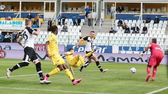 Diretta Parma Verona 1 0 Decide Un Gol Di Kurtic La Repubblica
