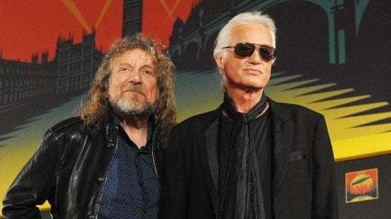 Chiusa la battaglia legale per 'Stairway to heaven'. Hanno vinto i Led Zeppelin