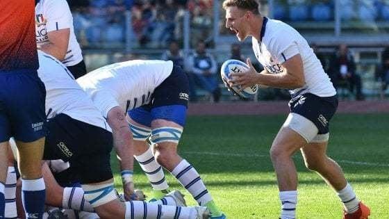 Rugby, riparte il Sei Nazioni: allOlimpico a porte chiuse laddio di Parisse allazzurro