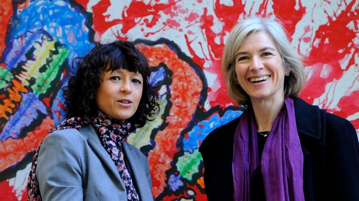 Il Nobel della chimica alle inventrici di Crispr, il metodo per riscrivere il Dna. Sono Emmanuelle Charpentier e Jennifer Doudna