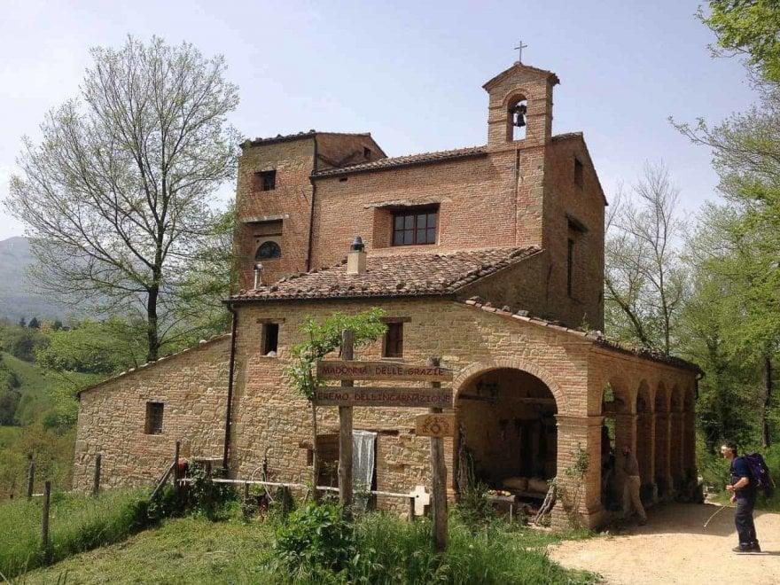 Il Cammino francescano della Marca, tra Umbria e Marche attraverso 18 piccoli Comuni