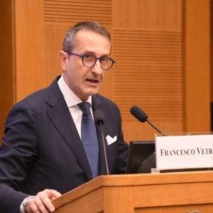 Francesco Vetro', presidente Gse