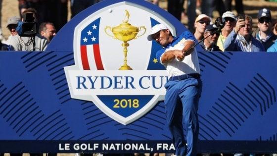 Golf, il ritorno di Molinari: Ho ritrovato la fiducia, sono pronto