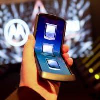 """Barlocco (Motorola): """"Vi spiego il Razr 5G e perché sarà la spider degli smartphone"""""""