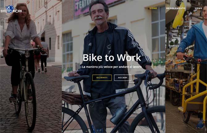 A Modena 30 euro al mese per chi va al lavoro in bici o monopattino