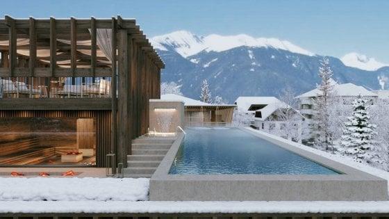 Nel cuore di Dolomiti Superski apre un hotel innovativo