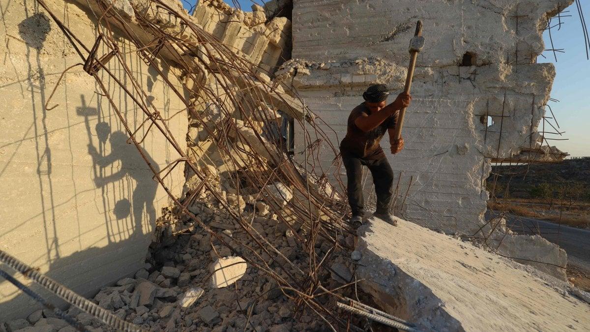 153746445 83fc886e 7b73 4bbb 8cdf 7ed95cc16d50 - Human Rights Watch accusano Siria e Russia di crimini contro l'umanità