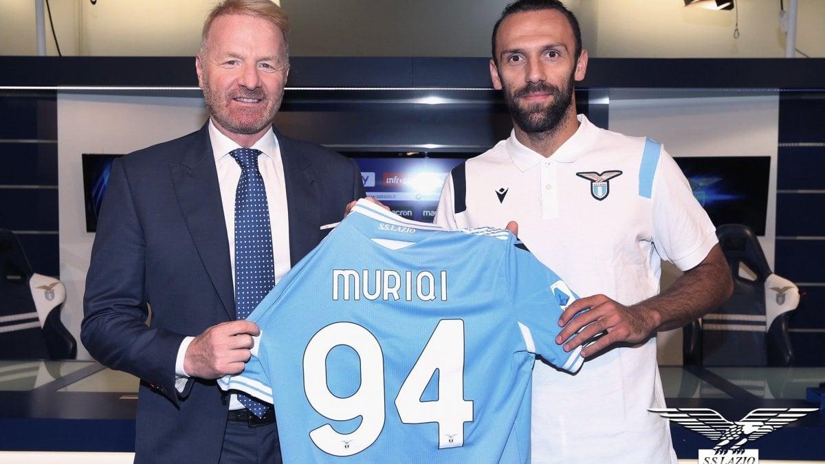 Lazio, Muriqi: