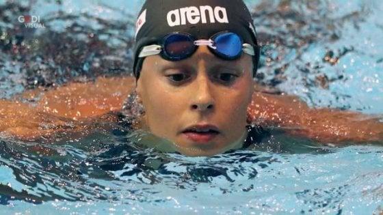 Nuoto, Federica Pellegrini positiva al Covid: Ho pianto tanto
