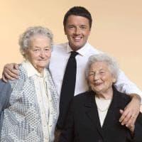 La nonna di Renzi compie cento anni. E lui la festeggia sui social