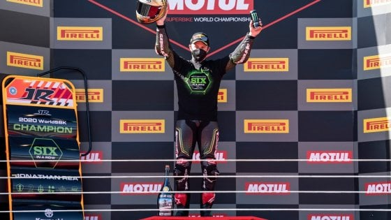 Superbike, Estoril: Rea sempre più nella storia, 6° titolo mondiale consecutivo