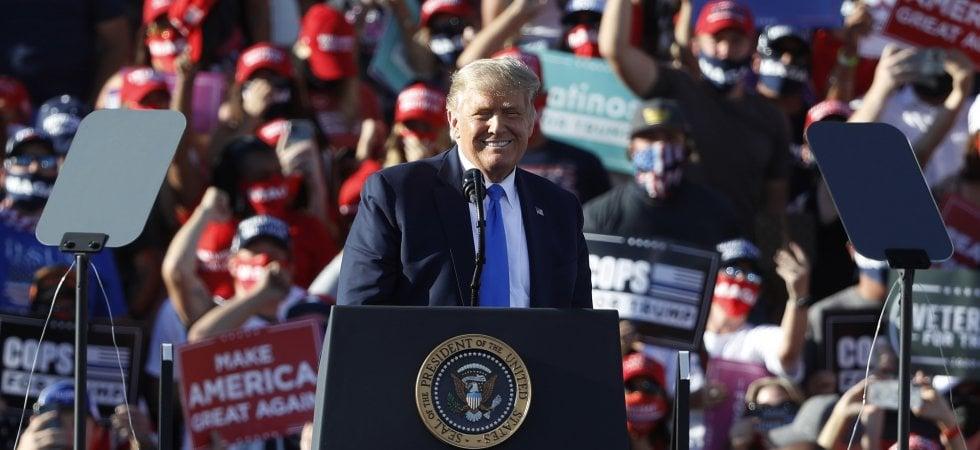 """Trump alla conquista del Nevada: """"Biden cancellerà il Natale"""""""