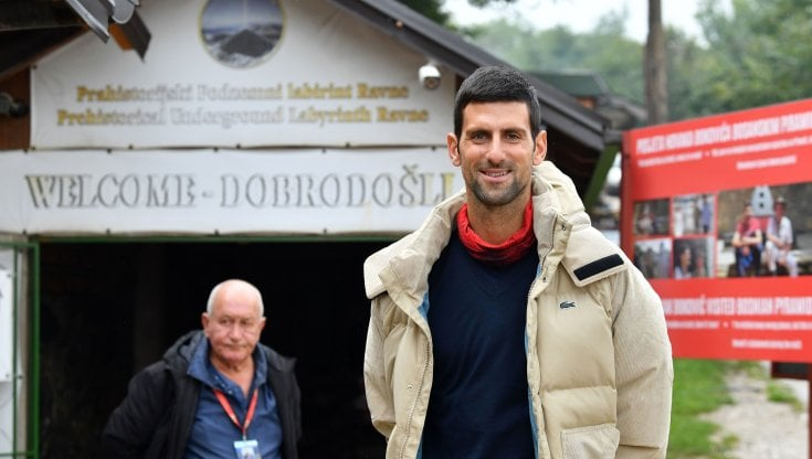 Tennis, classifiche: Djokovic e Barty al comando, Berrettini scivola al decimo posto