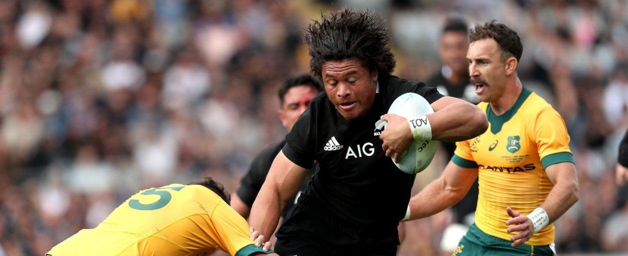 Rugby, Caleb Clarke il predestinato: il nuovo fenomeno degli All Blacks che sembra Lomu