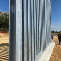Grecia, il governo amplierà il muro anti-migranti al confine con la Turchia