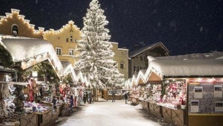Immagini Di Mercatini Di Natale.Per Il Covid Saltano I Mercatini Di Natale La Repubblica