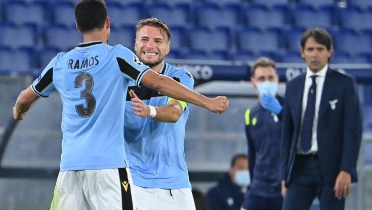 Le pagelle di Lazio-Borussia Dortmund 3-1: nel segno di Ciro