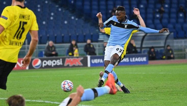 Lazio, dalla B al gol in Champions: la notte indimenticabile di Akpa Akpro  - la Repubblica