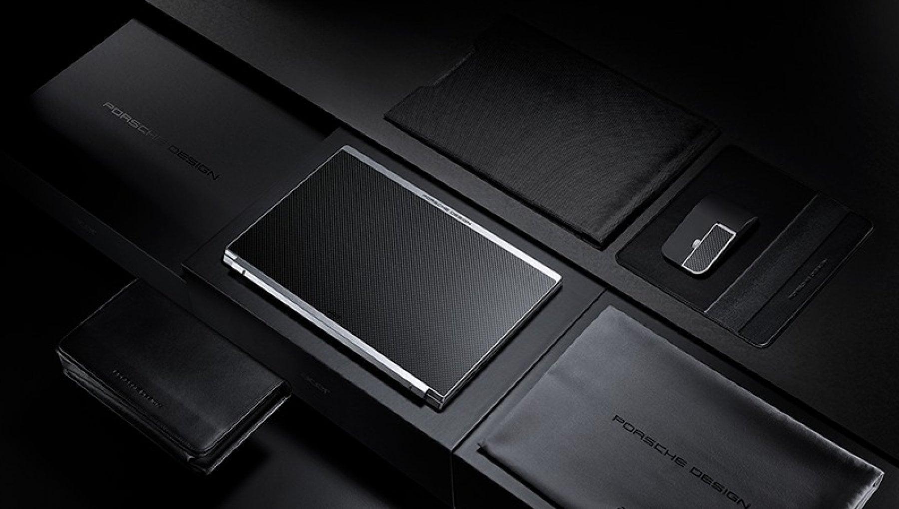 Laptop, ecco il Porsche Design Acer Book RS