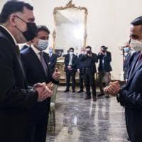 Serraj a Roma, un viaggio di addio mentre l'Onu tratta per il nuovo governo in Libia....