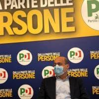 """Zingaretti: """"Covid, è allarme rosso ma il nemico è il virus non le regole. Pd e governo..."""