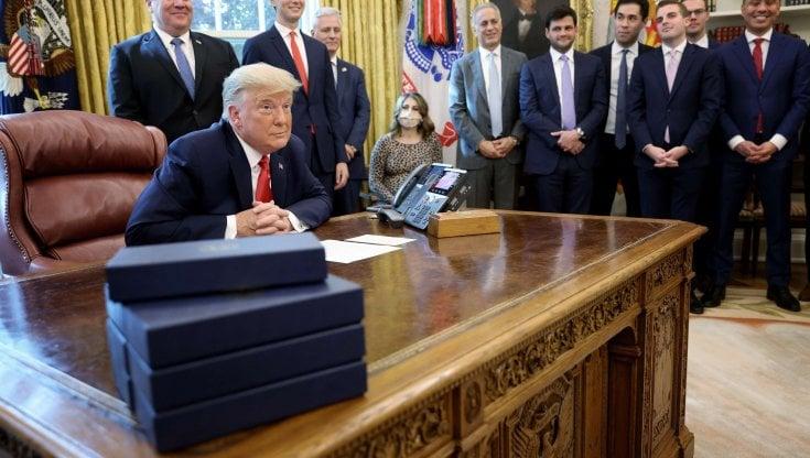 185347879 537570c4 9b90 42ae 9ea0 ff26390f4bb4 - Trump annuncia: il Sudan normalizza le relazioni con Israele