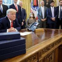 Trump annuncia: il Sudan normalizza le relazioni con Israele