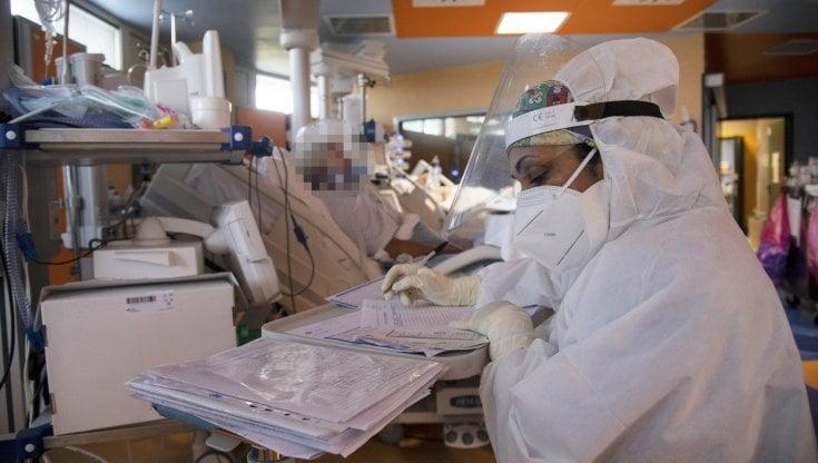 081940017 3ccdb49f 4ee9 4661 ad34 2f20c21574ff - L'aumento dei posti nelle terapie intensive: meno della metà dell'obiettivo