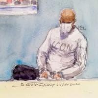 Francia, processo per l'attentato del 2015 a Charlie Hebdo:  Peter Cherif resta in...