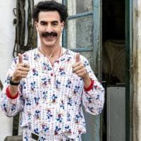 """Trump contro Borat: """"Baron Cohen è un impostore e uno schifoso"""""""