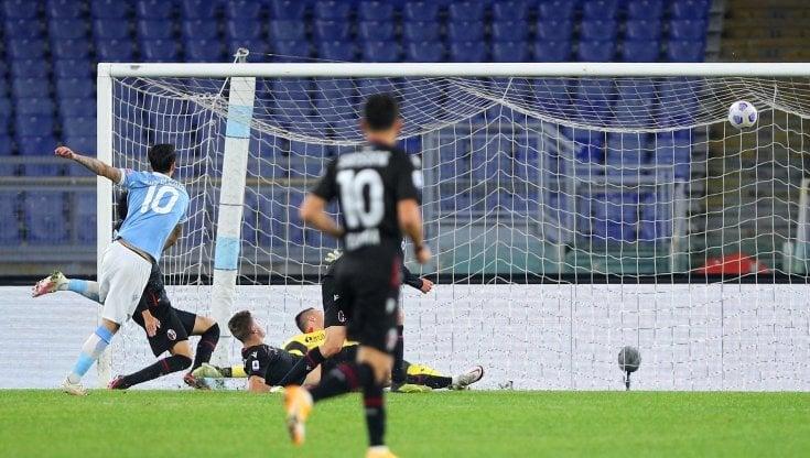 Lazio-Bologna 2-1: biancocelesti cinici, ci pensano Luis Alberto e Immobile