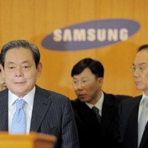 051536375 6d117e3d c876 4e00 bfaf 80e10321dd1a - Corea del Sud, libertà vigilata per l'erede di Samsung. Lee Jae-yong lascia il carcere