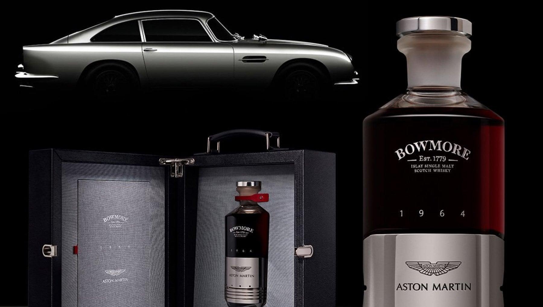 Whisky Aston Martin DB5 e profumo Bentley. Le nuove frontiere del lusso -  la Repubblica