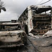 """Proteste in Nigeria, il capo della polizia dispiega """"tutte le risorse"""" per contrastare la..."""