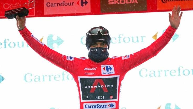 Ciclismo, Vuelta: a Izagirre sesta tappa, Carapaz nuovo leader