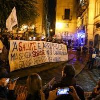 La protesta infiamma le piazze: incidenti a Milano, Torino, Napoli e Trieste