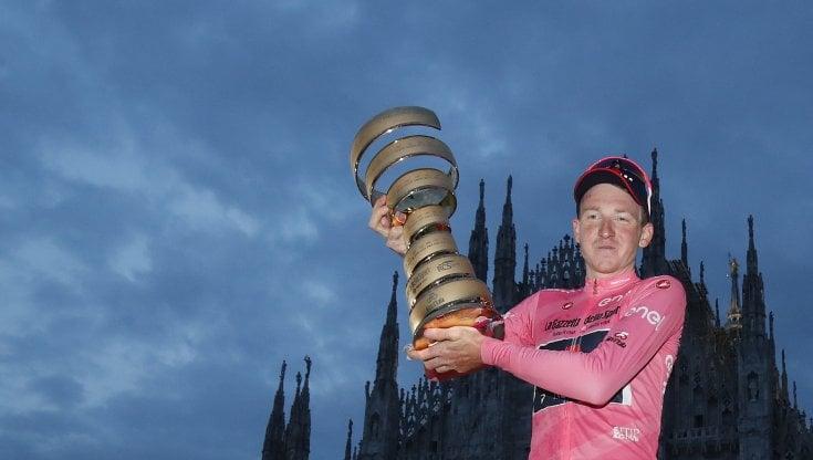Dallanonimato al trionfo al Giro: Geoghegan Hart, ciclista per curiosità