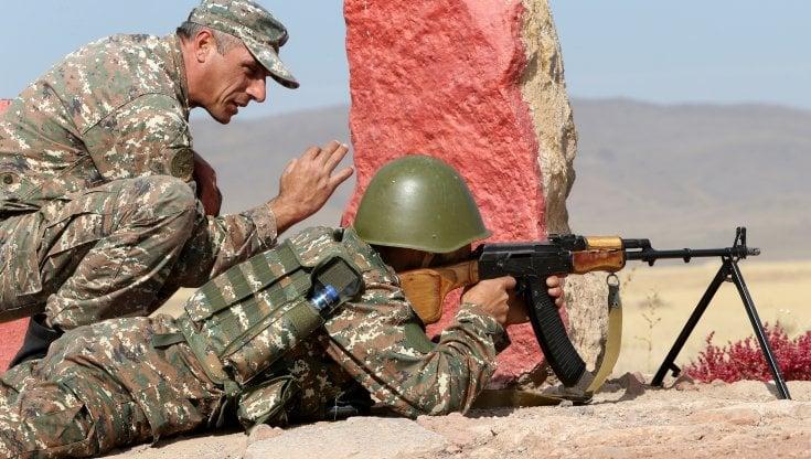 """180300180 53790e16 efc7 4714 b398 2df972abe66e - Nagorno Karabakh, il grido della scrittrice Antonia Arslan: """"La mia Armenia ha bisogno di voi, ma l'Europa tace"""""""