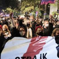 I giudici condannano le donne polacche