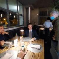 Venezia, la cena è alle 5 del mattino per protestare contro il Dpcm