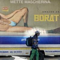 """""""Very nice!"""": il Kazakhstan sfrutta il tormentone di Borat per incentivare il turismo"""