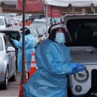 Negli Usa 500 mila nuovi casi in una settimana, Cuba sperimenta un nuovo vaccino