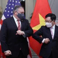 Il tour asiatico di Mike Pompeo che tenta di imbrigliare la Cina alla vigilia delle...