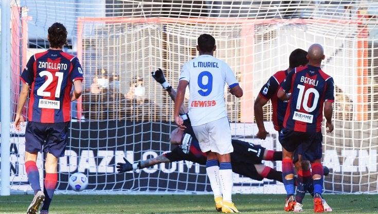 Crotone-Atalanta 1-2: Muriel riporta al successo i nerazzurri - la Repubblica