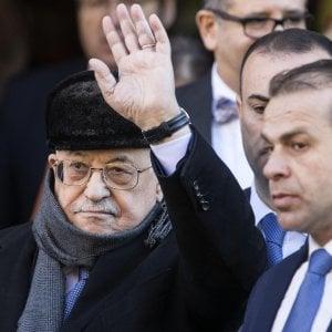 """190035505 c11364e1 d64d 4745 b125 5430df563e3e - Palestina, la vedova Arafat accusa Abu Mazen: """"L'espulsione di Qudwa da Fatah è l'ennesimo abuso"""""""