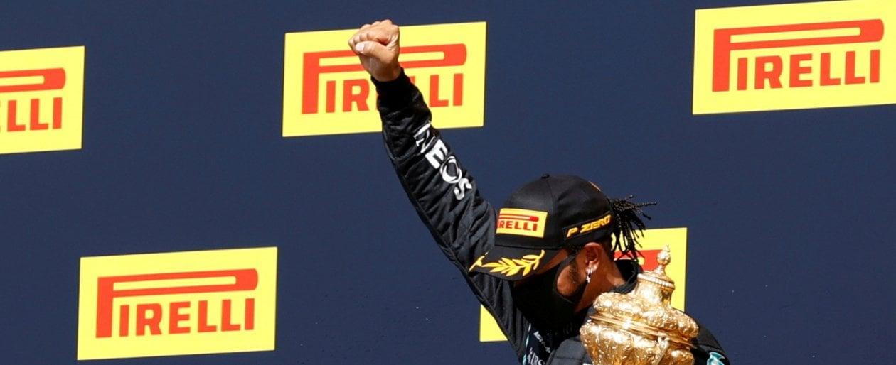 F1, Hamilton: la rabbia dopo il trionfo. Merito rispetto, sono il migliore